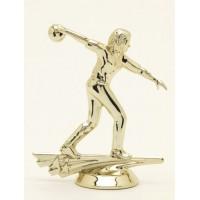 Figurina 6552 Bowling femeie